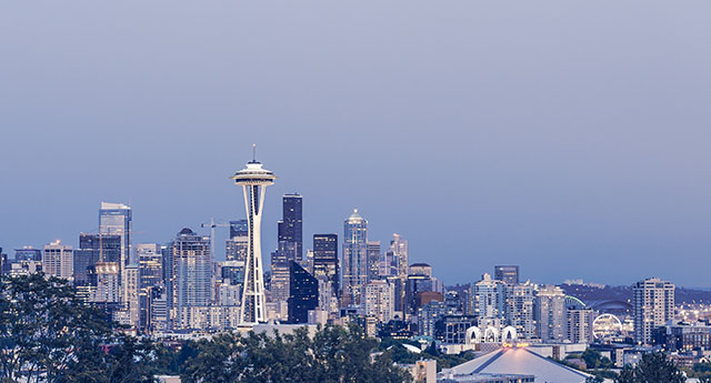 Shipping container delivery in Seattle WA area